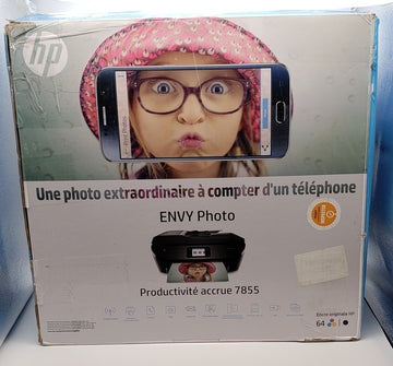 HP ENVY Photo 7855 Wireless Photo Printer (For Parts) Various Sizes, Colors