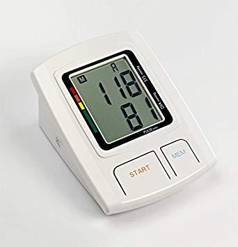 ObboMed MM-4670 Fully Automatic Upper Arm Cuff Digital Blood Pressure Monitor