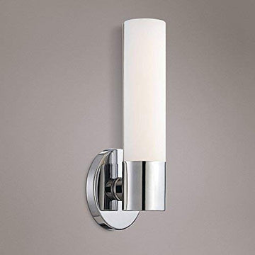 George Kovacs P5041-077-L, Saber, Wall Sconce, Chrome