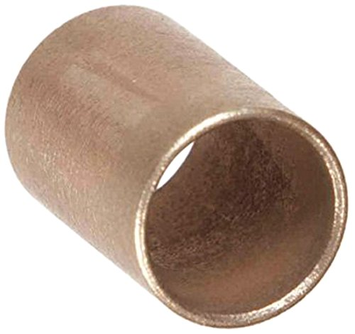 Item # 101005, Oilube Powdered Metal Bronze SAE841 Sleeve Bearings/Bushings - INCH