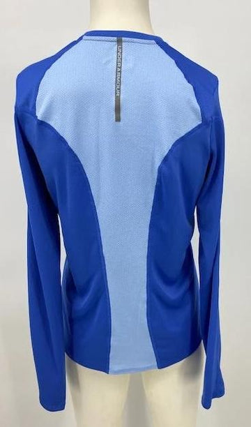 Under Armour Heat Gear Womens Long Sleeve Top
