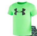 Under Armour Toddler and Little Boys Rash Guard Swim Shirt