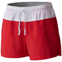 Columbia Womens Color Block Texture Shorts,Various Sizes and Colors