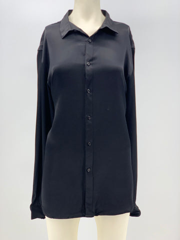 INC International Concepts Front Button-Up Top.