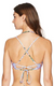 Nanette Lepore Women's Strappy Back Bralette Swimsuit Top