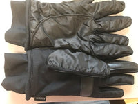 Isotoner Womens Packable Cuff Gloves S/M
