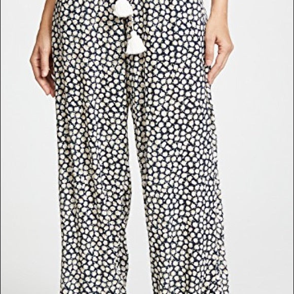 Faithfull The Brand, Biella Pants in Azalea Print   Medium $139