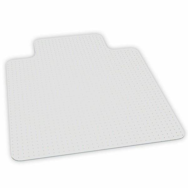 AnchorBar 45x53 Lip Chairmat, Task Series for Carpet up to 1/4""