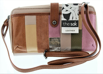 The Sak Iris Large Smartphone Crossbody, Mauve Multi $79