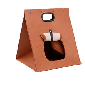 The Shopping-Bag Styled Nest and Outdoor Carrier - MĀO MĀO Shop