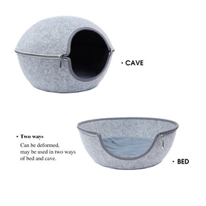 The Double Egg Nest Cave - MĀO MĀO Shop