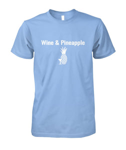 Wine & Pineapple t-shirt