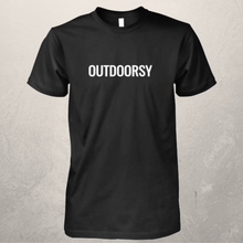 Load image into Gallery viewer, OUTDOORSY t shirt