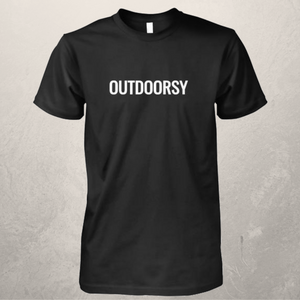 OUTDOORSY t shirt