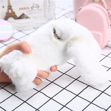 Load image into Gallery viewer, Fluffy Plush Cell Phone Cases