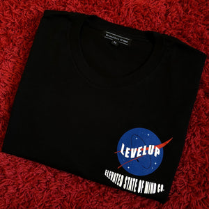LevelUP Space T-Shirt