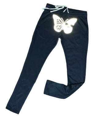 Skull butterfly Track Pants