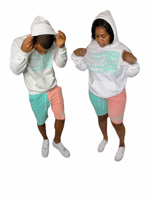 Elevated Lifestyle Hooded Set