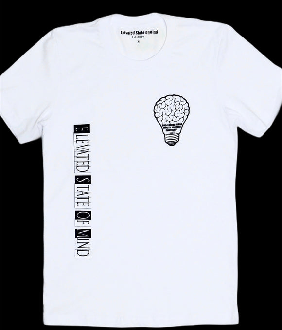 The Motivational Tee - White