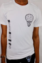 Load image into Gallery viewer, The Motivational Tee - White