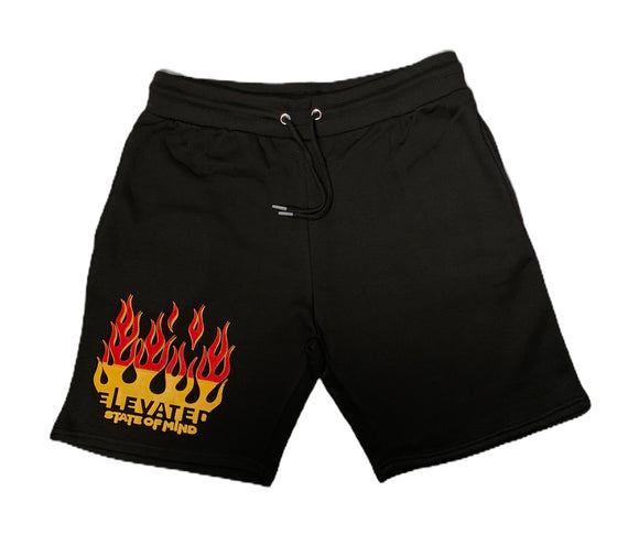 Burnt Out Shorts