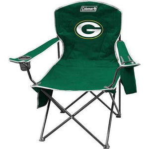 Green Bay Packers Chair XL Cooler Quad