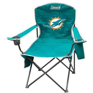 Miami Dolphins Chair XL Cooler Quad