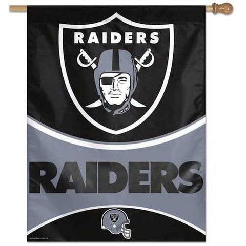 Oakland Raiders Game Day 27x37 Banner