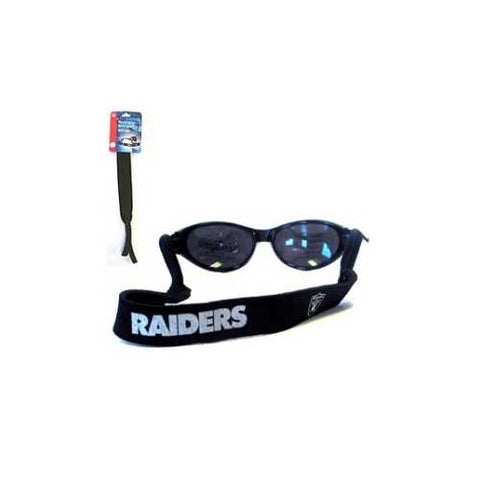 Oakland Raiders Sunglasses Strap