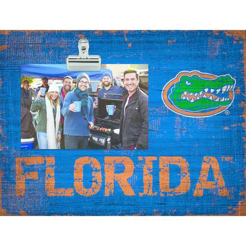 Florida Gators Tailgate Party Clip Frame