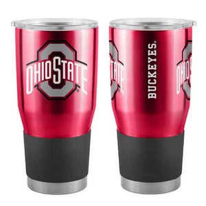 Ohio State Buckeyes Travel Tumbler 30oz Ultra Red
