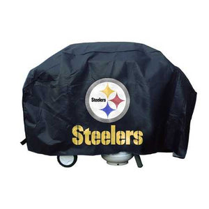 Pittsburgh Steelers Tailgate Grill Cover Deluxe