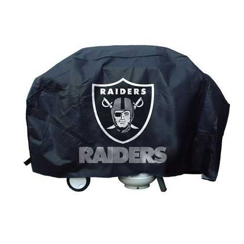 Oakland Raiders Tailgate Grill Cover