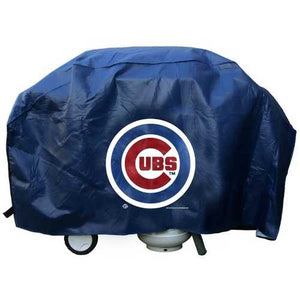 Chicago Cubs Tailgate Grill Cover