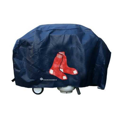 Boston Red Sox Tailgate Grill Cover
