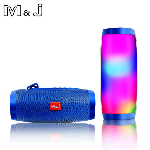 Image of LED Wireless Outdoor Bluetooth Speaker