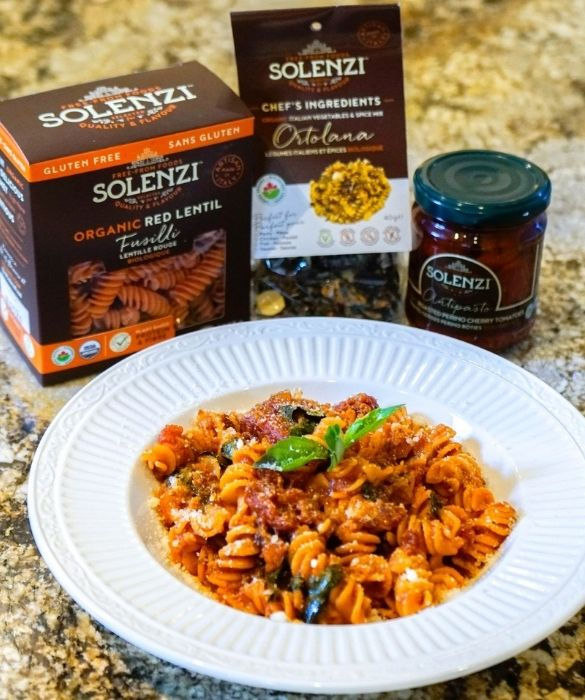 Luscious Lentil Recipe Kit - Solenzi