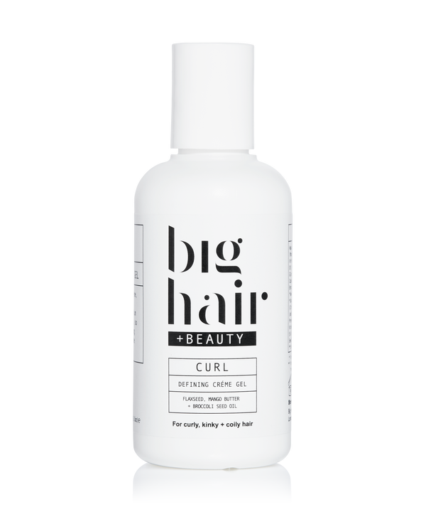 CURL Defining Cremé Gel: 100ml Luxe Travel Size