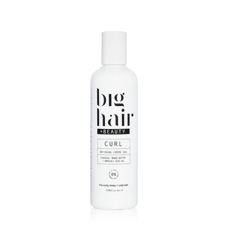 CURL Defining Creme Gel for curly and afro hair