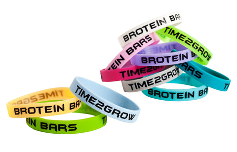 Time2Grow Bands - Assorted Colors