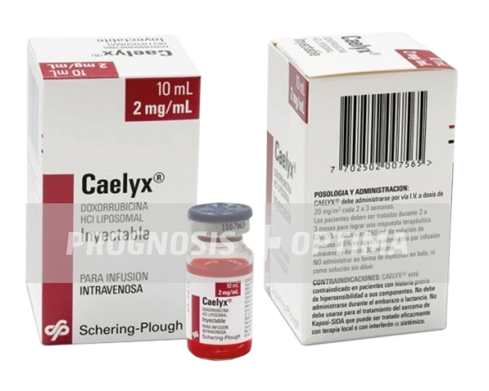 Келикс / Caelyx - 20 mg/10 ml