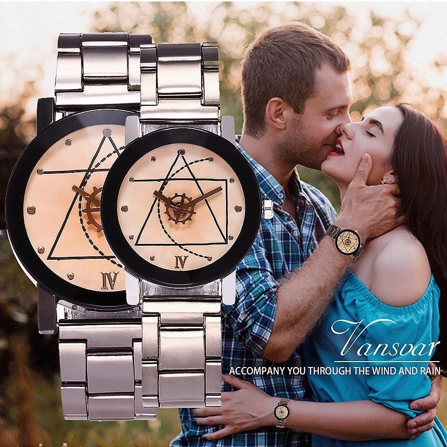 Lovers Distance Watch