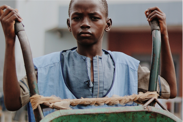Child labour is sadly all too common in many mines worldwide