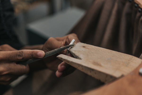 Handcrafting sustainable, eco-friendly and ethical jewellery
