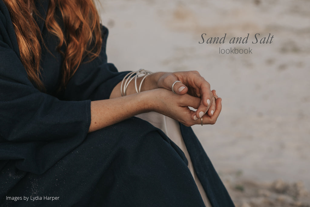 Sand and Salt, an ethical ecofriendly lookbook photographed in Cape Town, South Africa