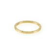 Line Gold Ring