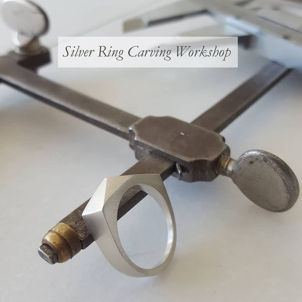 Silver Ring Carving Workshop - Joburg