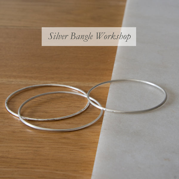 Silver Bangle Workshop - Cape Town
