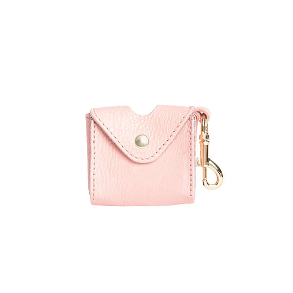 Classic Dog Business Pouch by Owned & Adored in Blush Pink