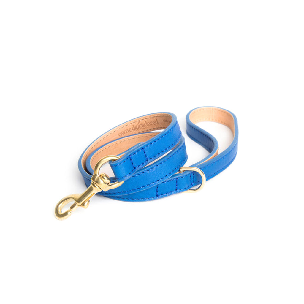 [CLEARANCE!] The Classic Lead by Owned & Adored in Cobalt Blue